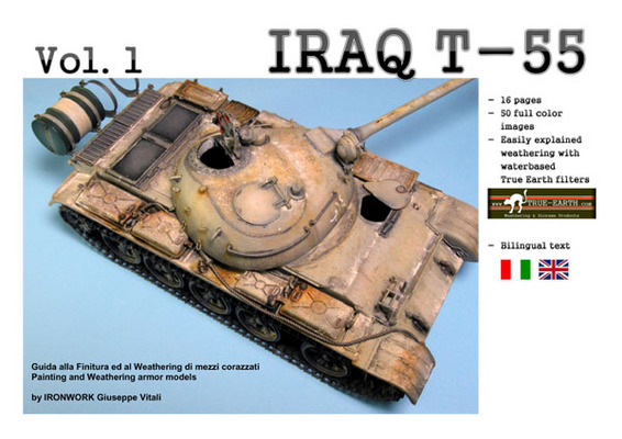 Product picture T55 Full Weathering Tutorial